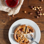 Linzer torte from More Than Just Carrots